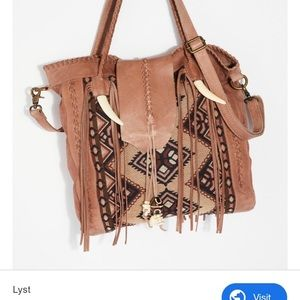 Free People Canyonland tote